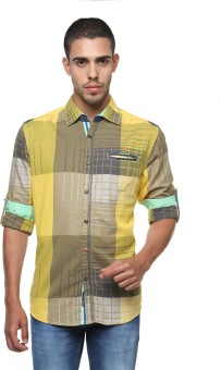 Freehand Men's Graphic Print Casual Shirt