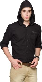 Max Men's Solid Casual Shirt