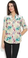 Remanika Women's Floral Print Casual Shirt - SHTDXFEZQVV6JUUM