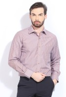 Peter England Men's Striped Formal Shirt - SHTDVJ9KHVBYRCQE