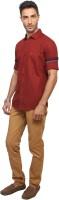 Urban Touch Men's Solid Casual, Formal Shirt - SHTDV2WWFVHM6VAG