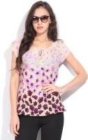 Debenhams-John Rocha Women's Floral Print Casual Shirt