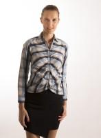Bombay High Women's Checkered Casual Shirt - SHTDXGKK8FZMXGYP