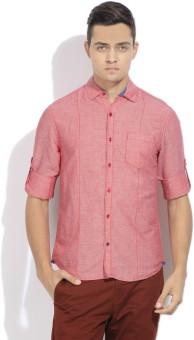 The Indian Garage Co. Men's Solid Casual Shirt - SHTDZ3KWYFB9ZAXP