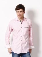 Bendiesel Men's Solid Casual Shirt