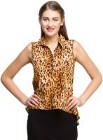 Oxolloxo Women's Printed Casual Shirt - SHTEYX5HU2NHWZEQ
