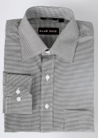 Club Avis USA Men's Checkered Formal Shirt