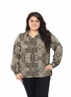 Oxolloxo Women's Printed Casual Shirt - SHTE2JZRNDHJSU65