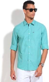 Arrow Sport Men's Checkered Formal Shirt