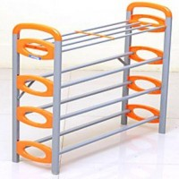 6f2f748485c 42% OFF on Nilkamal Sleek Iron Standard Shoe Rack on Flipkart ...