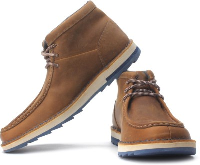 Buy Clarks Mumford Folk Boots: Shoe
