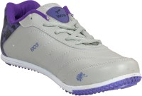 Tulaasi Tulaasi White Running Synthetic Sports Shoes For Boys Casuals