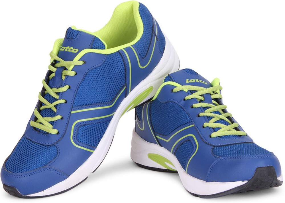 Lotto MAIORCA III Running Shoes Blue
