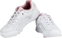 ADK Basic Running Shoes White, Pink