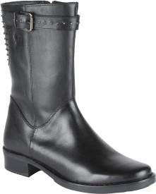 Salt N Pepper 14-527 Amonia Black Boots Boots