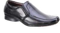 Titas Mens Black Formal Shoe