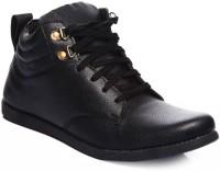 DK Derby Kohinoor Black Boots