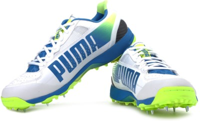 Puma evoSPEED Cricket Spike 1-2 Cricket Shoes at Flipkart dca4d82f2
