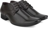 Bata FRANK DERBY PRINT Lace Up Shoes