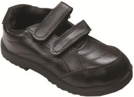 Charnalia Velcro Monk Strap Shoes