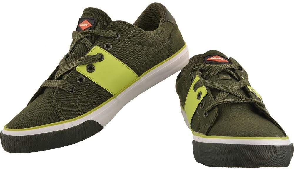 Sparx Canvas Shoes
