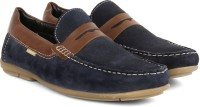 U.S. Polo Assn. Loafers Brown, Navy