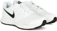 Nike DOWNSHIFTER 6 MSL Running Shoes Black, Silver, White