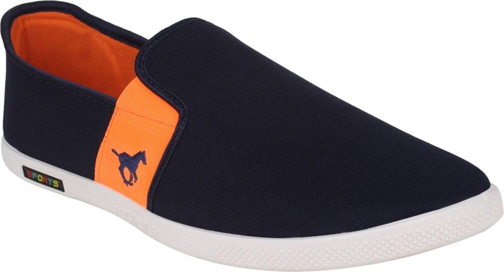 Oricum Blue 383 Loafers