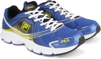 Fila SAIL II Running Shoes Black, Blue, White, Yellow