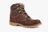 Bacca Bucci Spacemaster Men Brown Boots