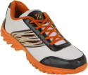 Zovi Orange And White Sports With Black Details Running Shoes