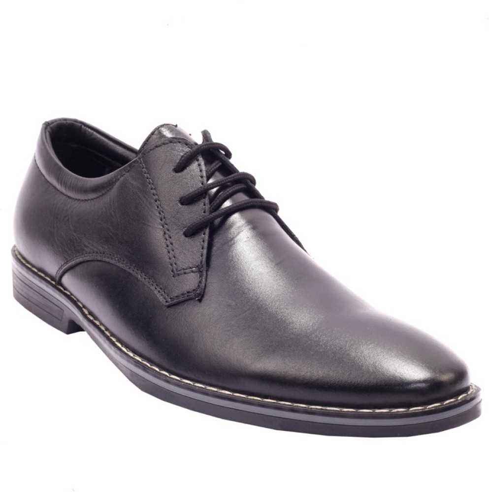 Marcbeau Kosher Genuine Leather Corporate Casual Shoes