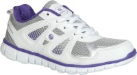 Action Women Sports Shoes Ls-44-White-Purple Running Shoes