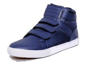 West Code West Code Mens Synthetic Leather Casual Shoes 7080-Blue-9 Casuals