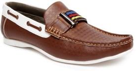 Bacca Bucci Tan Loafers