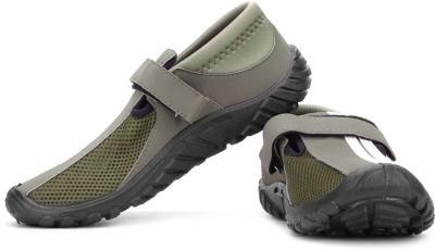 Gliders New-Clark-Olgreen Walking Shoes