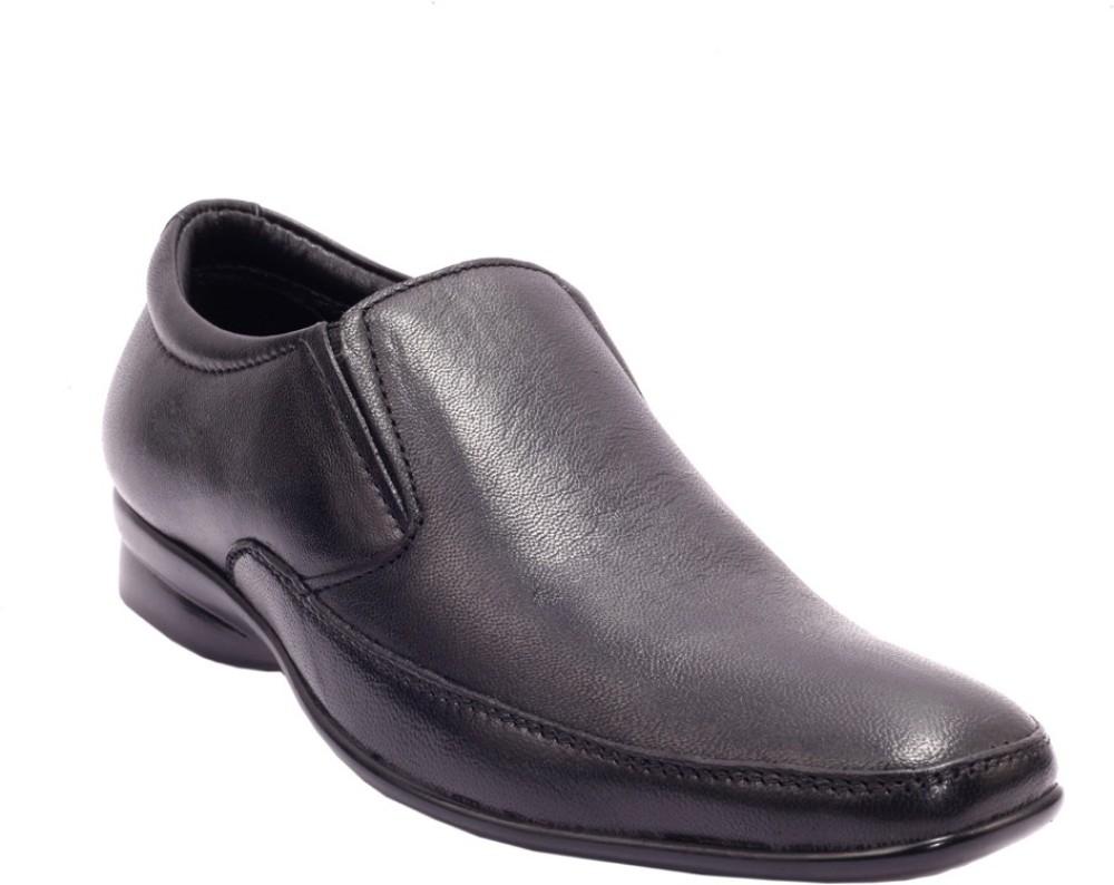 Marcbeau kosher Genuine Leather Slip On Shoes