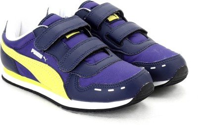 Puma Cabana Velcro Jr DP Running Shoes