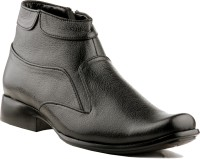 Zebra Men's 100% Comfortable And Durable S Leather ANKLE BOOT Slip On
