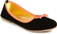 Lovely Chick Lovely Chick Black Women Casual Ballerinas A18-Black Casual Shoe Black
