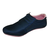Heels And Toes Casual Shoes Blue, Pink