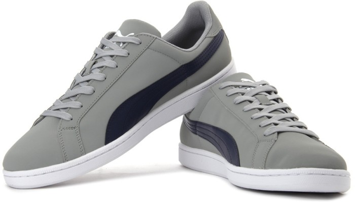 Puma Puma Smash Nubuck Sneakers