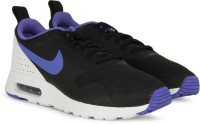 Nike AIR MAX TAVAS Running Shoes Black, Purple, White