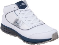 Campus Cps 3g-295 Wht/Bgrn Running Shoes: Shoe