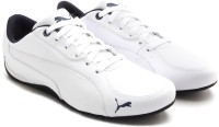 Puma Drift Cat 5 LEA Sneakers White