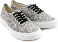 Vans Authentic Slim Canvas Sneakers