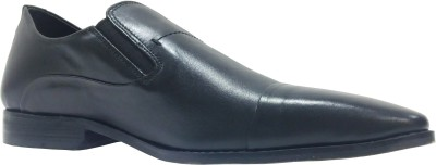 Sleek Sleek Office Slip On Shoes (Black)