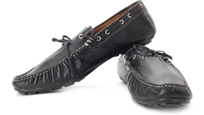 Famozi Loafers - Buy Black Color Famozi Loafers Online At Best Price - Shop Online For Footwears ...