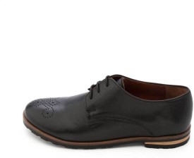 Drish Brogue Toe Formal Lace Up Shoes