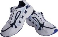 Lancer Lcr Jj-81 White & Sea Blue Running Shoes